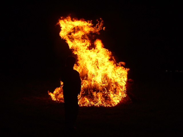 Vernon's Jubilee Beacon