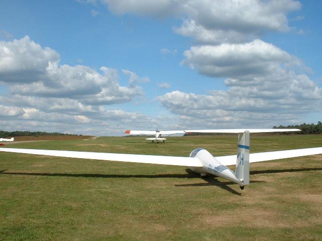 Start of aerotow