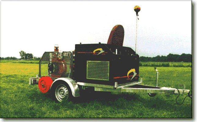 Wesselman II Hydraulic Winch