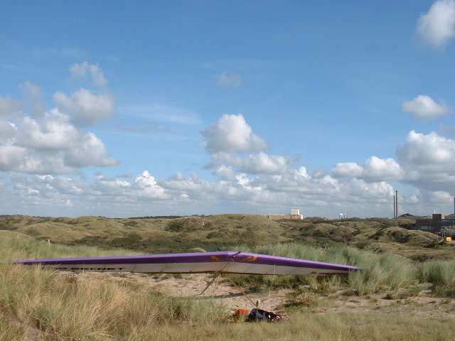 Starting from the dunes